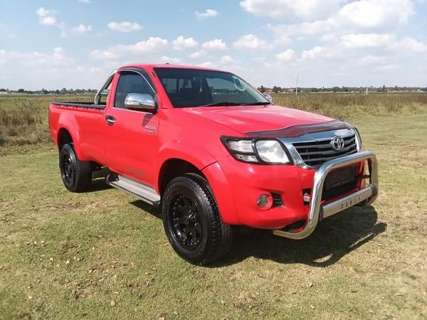 2008 Toyota Hilux 2.7 Vvti Raider Rb Pu Sc  Gauteng Germiston_0