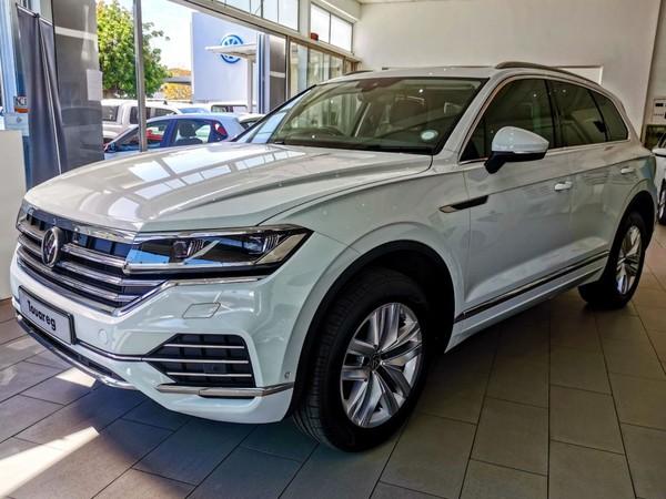 2021 Volkswagen Touareg 3.0 TDI V6 Luxury Western Cape Oudtshoorn_0