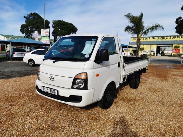 2013 Hyundai H100 Bakkie 2.6d Fc Ds  Western Cape Kraaifontein_0