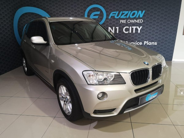 2013 BMW X3 Xdrive20d At  Western Cape Goodwood_0