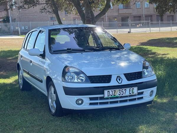 2003 Renault Clio 1.4 Privilege At  Eastern Cape Port Elizabeth_0