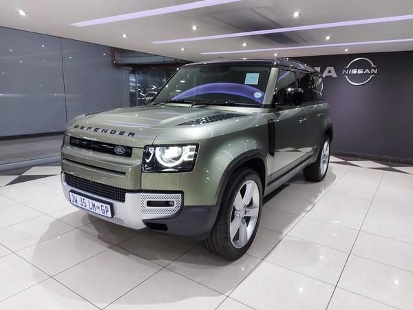 2021 Land Rover Defender 110 D240 First Edition 177kW Gauteng Johannesburg_0