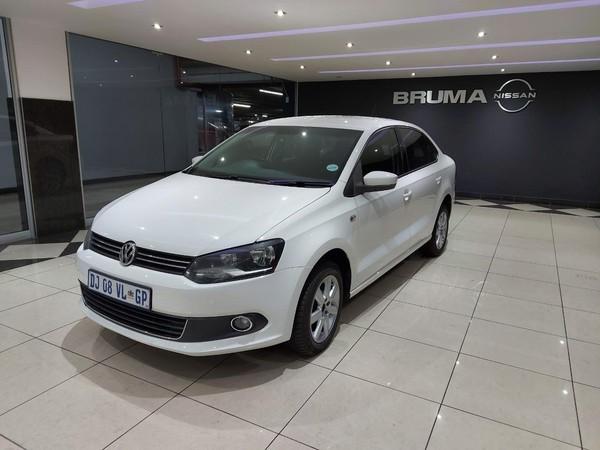 2013 Volkswagen Polo 1.6 Comfortline Tip  Gauteng Johannesburg_0