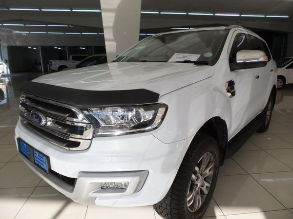2019 Ford Everest 2.2 TDCi XLT Auto Free State Bloemfontein_0