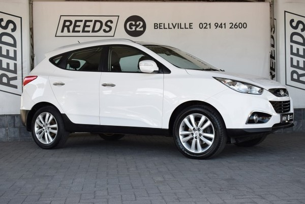 2014 Hyundai ix35 2.0 Executive Western Cape Bellville_0