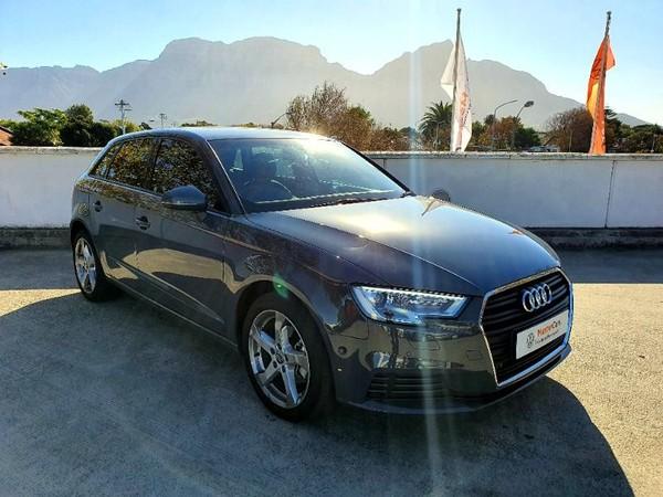 2019 Audi A3 1.0 TFSI STRONIC Western Cape Claremont_0