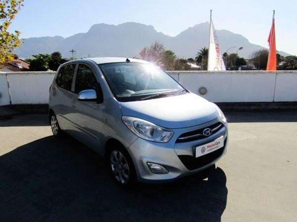 2013 Hyundai i10 1.1 Gls  Western Cape Claremont_0