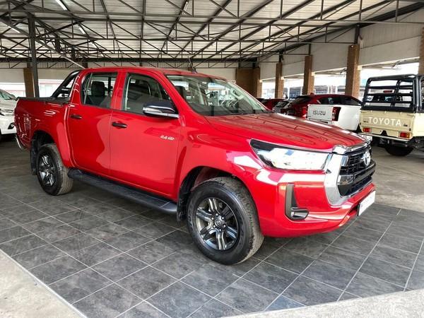 2021 Toyota Hilux 2.4 GD-6 RB Raider Auto Double Cab Bakkie Limpopo Polokwane_0
