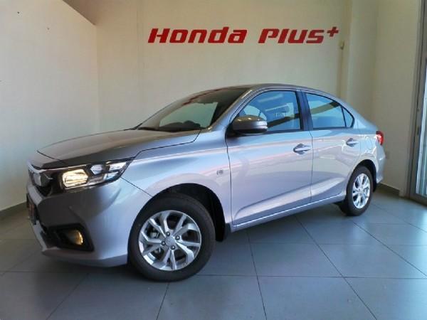 2021 Honda Amaze 1.2 Comfort Gauteng Johannesburg_0