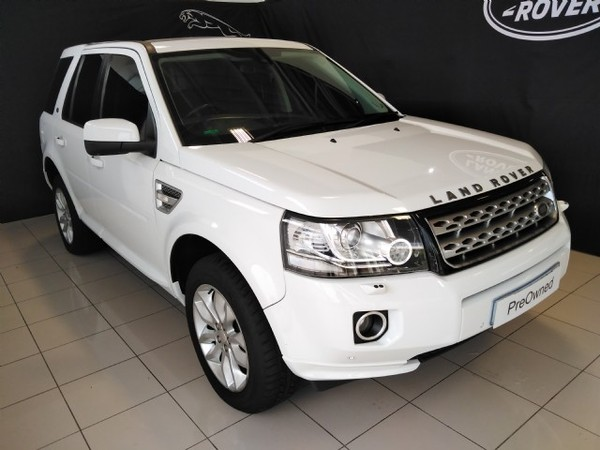 2014 Land Rover Freelander Ii 2.2 Sd4 Se At  Kwazulu Natal Umhlanga Rocks_0