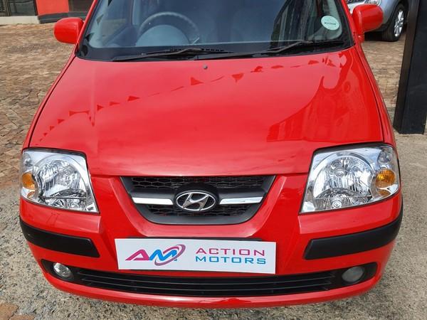 2009 Hyundai Atos 1.1 Gls  Gauteng Lenasia_0
