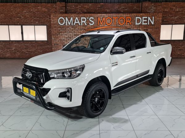 2020 Toyota Hilux 2.8 GD-6 RB Raider Auto Double Cab Bakkie Mpumalanga Witbank_0