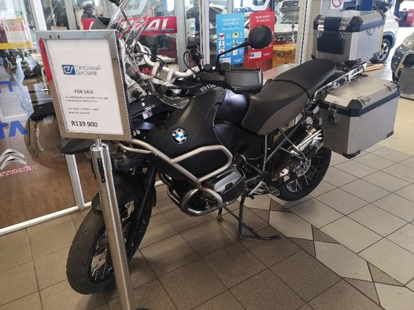 2013 BMW R  1200 Gs Advent Abs Hgrips Mpumalanga Witbank_0