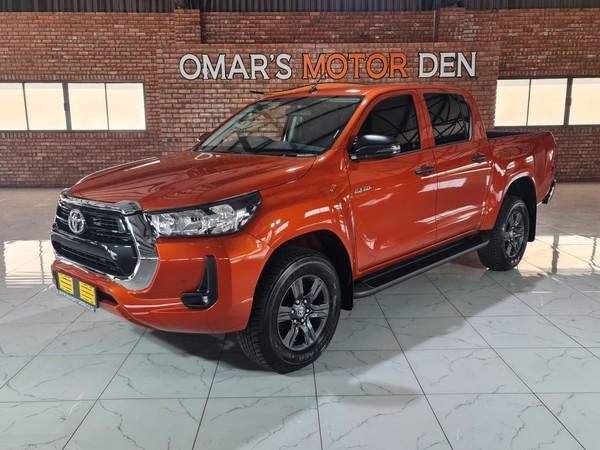 2021 Toyota Hilux 2.4 GD-6 RB Raider Auto Double Cab Bakkie Mpumalanga Witbank_0