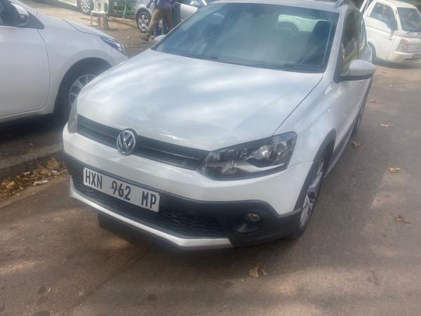 2016 Volkswagen Polo 1.6 Cross 5-dr Gauteng Johannesburg_0