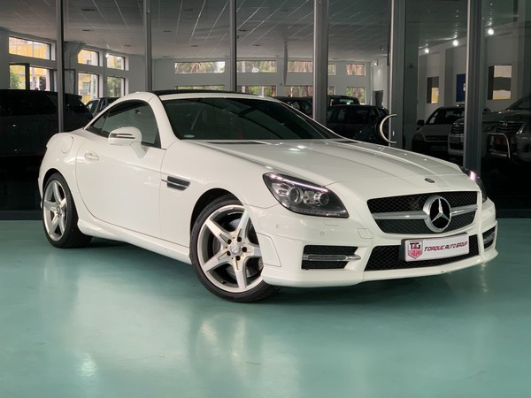 2014 Mercedes-Benz SLK-Class Slk 200 At  Kwazulu Natal Durban_0