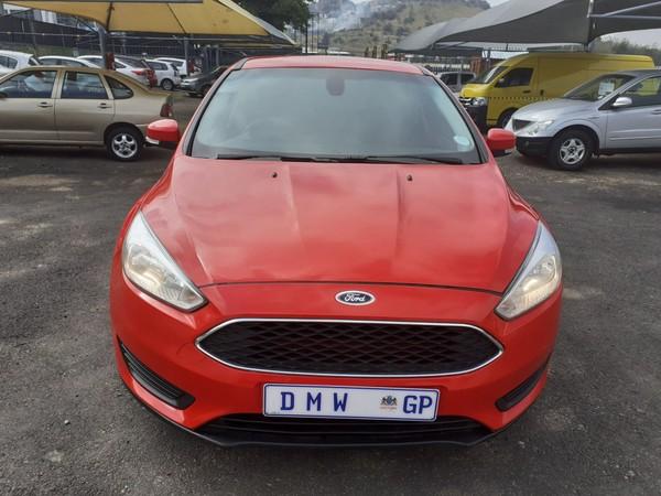 2018 Ford Focus 1.0 Ecoboost Trend 5-Door Gauteng Johannesburg_0