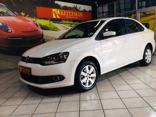 2014 Volkswagen Polo 1.6 Comfortline Tip  Gauteng Randburg_0