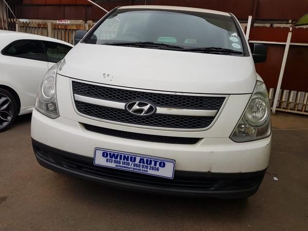 2013 Hyundai H-1 2.5 CRDi Panel Van Gauteng Johannesburg_0