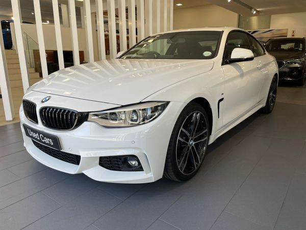 2019 BMW 4 Series 420D Coupe M Sport Auto Western Cape Paarl_0