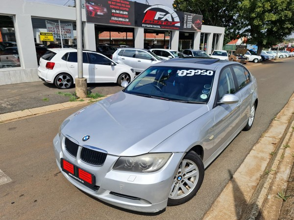 2007 BMW 3 Series 320d At e90  Gauteng Kempton Park_0