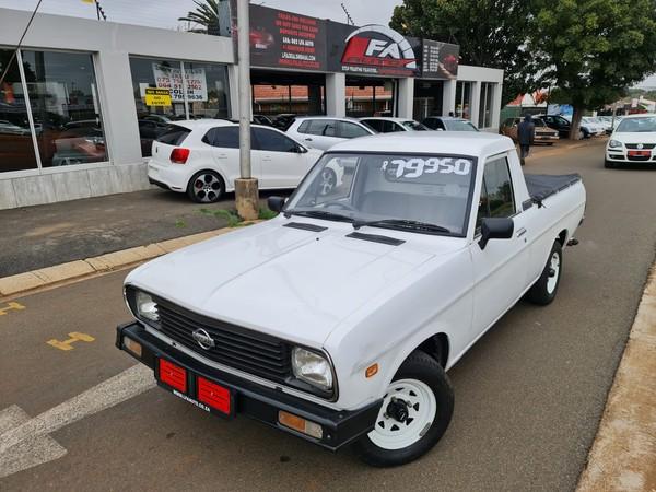 2008 Nissan 1400 5-spd Gauteng Kempton Park_0