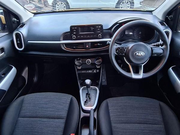 2019 Kia Picanto 1.2 Style Auto Gauteng Johannesburg_0