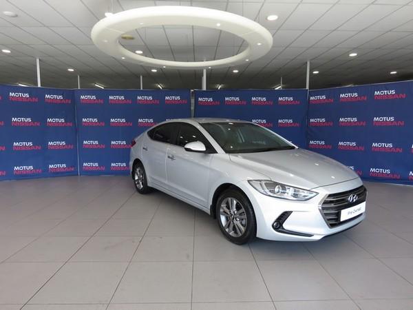2019 Hyundai Elantra 1.6 Executive Western Cape Parow_0