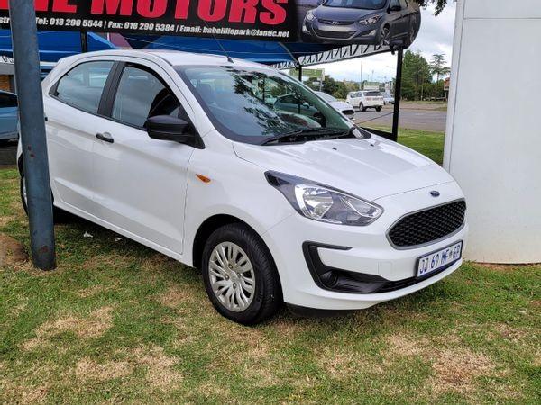 2020 Ford Figo 1.5Ti VCT Ambiente Kwazulu Natal Durban_0