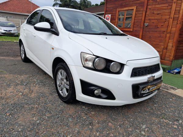 2013 Chevrolet Sonic 1.4 Ls  Kwazulu Natal Durban_0