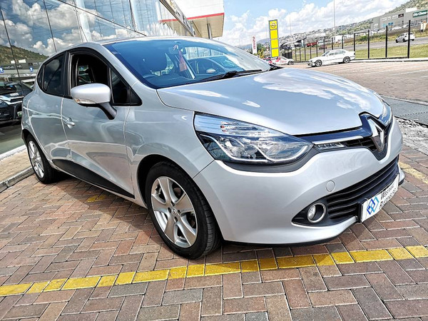 2017 Renault Clio IV 900 T expression 5-Door 66KW North West Province Rustenburg_0