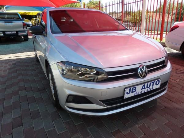 2018 Volkswagen Polo 1.2 TSI Trendline 66KW Gauteng Bramley_0