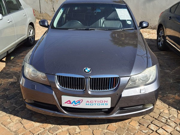 2006 BMW 3 Series 323i At e90  Gauteng Lenasia_0