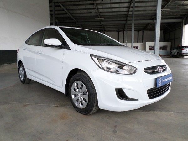 2020 Hyundai Accent 1.6 Gl  Limpopo Polokwane_0