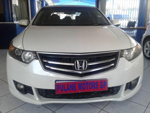 2010 Honda Accord 2.4 Executive At  Gauteng Johannesburg_0
