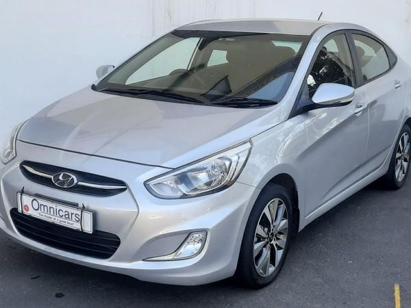 2017 Hyundai Accent Fluid Western Cape Paarl_0