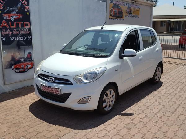 2015 Hyundai i10 1.1 Gls  Western Cape Cape Town_0