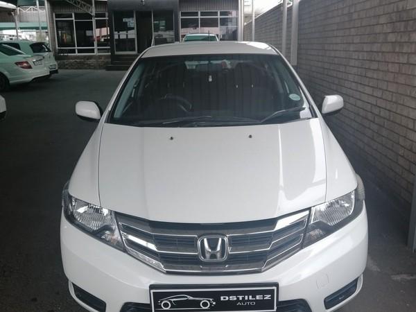 2013 Honda Ballade 1.5 Comfort  Gauteng Pretoria_0