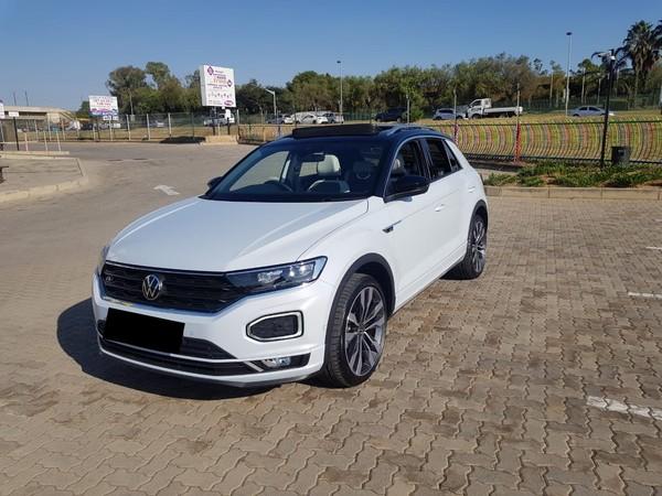 2021 Volkswagen T-ROC 2.0 TSI 4M R-Line DSG Gauteng Midrand_0