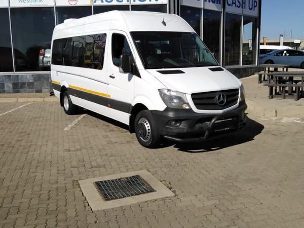 2016 Mercedes-Benz Sprinter 519 CDI FC CC Gauteng Midrand_0
