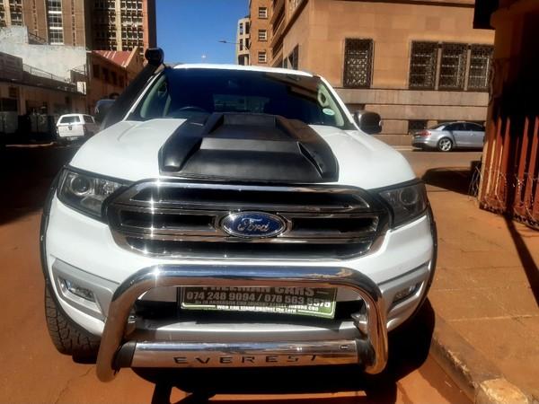 2017 Ford Everest 3.2 TDCi XLT 4x4 Auto Gauteng Johannesburg_0