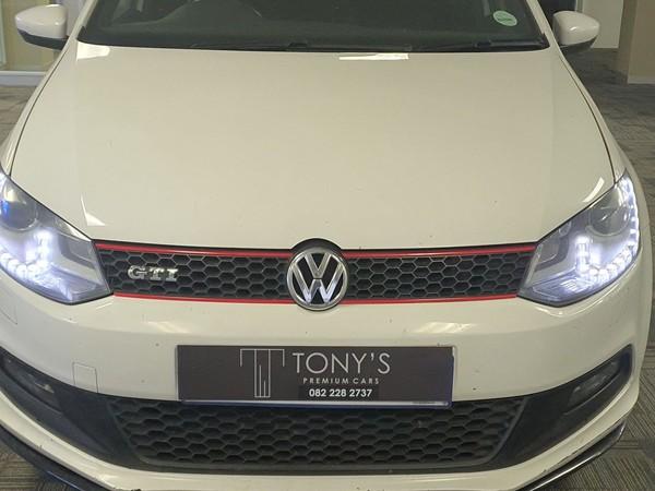 2014 Volkswagen Polo Gti 1.4tsi Dsg  Gauteng Sandton_0