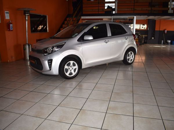 2018 Kia Picanto 1.0 Street Western Cape Goodwood_0