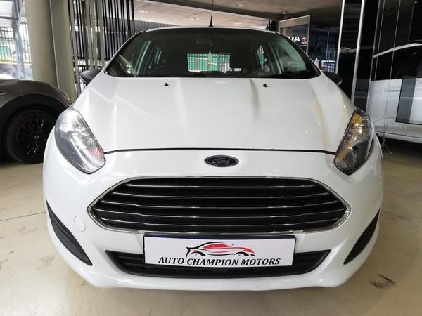 2017 Ford Fiesta 1.0 Ecoboost Ambiente 5-Door Gauteng Johannesburg_0