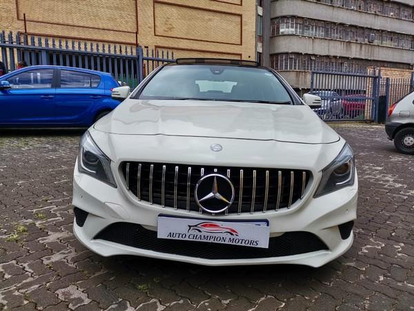 2015 Mercedes-Benz CLA-Class CLA200 Auto Gauteng Johannesburg_0