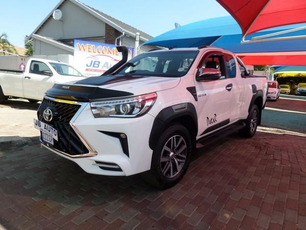 2019 Toyota Hilux 2.8 GD-6 Raised Body Raider Extra Cab Auto Gauteng Bramley_0