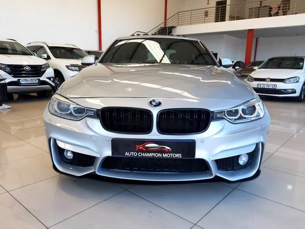 2014 BMW 3 Series 320d M Sport Line At f30  Gauteng Johannesburg_0