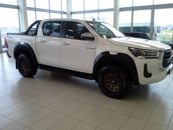 2021 Toyota Hilux 2.8 GD-6 RB Raider Double Cab Bakkie Auto Western Cape George_0