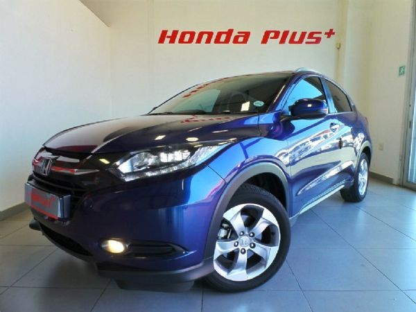 2017 Honda HR-V 1.8 Elegance CVT Gauteng Johannesburg_0