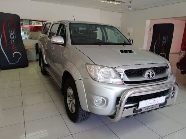 2009 Toyota Hilux 3.0 D-4d Raider 4x4 Pu Dc  Western Cape Paarl_0